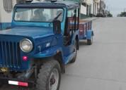 Jeep viasa en chanchamayo, contactarse
