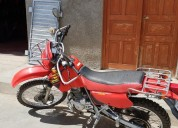 Bendo moto ctx 200 en cajabamba