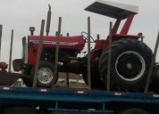Excelente tractor massey ferguson en pacasmayo