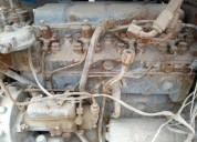 Motor perkins con turbo