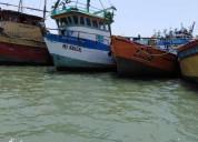 Vendo embarcacion pesquera de 10 tn