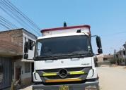 Se vende camion mercedes benz axor 2628 en trujillo