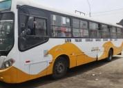 Oportunidad. bus mercedes comil 2010 en lima