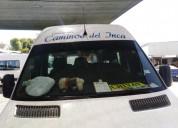 Vendo minivan mercedes benz en arequipa