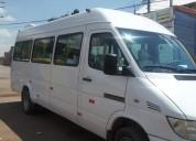 Vendo minibus mercedes benz sprinter en arequipa