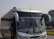 Alquilo buses para paseos eventos empresas matrimonios