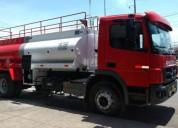 Cisternas de combustible con sistema de despacho en lima