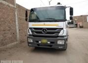 Vendo camion mercedes benz 2628 operativ en trujillo
