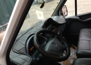 Vendo excelente furgon mercedes benz 2012 en lima