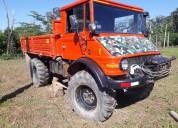 Camiones 4x4 mercedes benz en tambopata