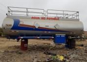 Se vende tanque cisterna de 5000 galones en trujillo