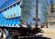 Camion mercedes benz atego 1628 ano 2014 en huaraz
