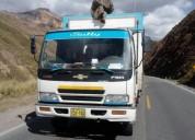 Se vende un camion chevrolet en chanchamayo