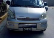 Vendo minivan en huancayo