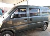 Se vende minivan chevrolet ano 2015 en trujillo