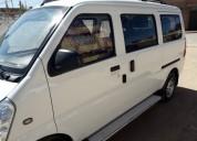 minivan chevrolet en san román