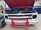Remato camioneta chevrolet para trabajo pesado en lima
