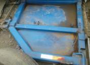 Compuertas para carreta metalera en lima