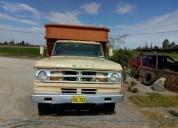 Camioncito dodge en arequipa