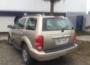 Dodge durango 2010 en lima