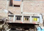 Vendo tolva 3 5 metros cubicos en huancayo