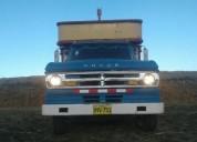 Camion dodge en el collao
