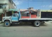 Camion plataforma en sullana