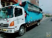 Ocasion se vende camion hino en huarmey