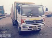 Vendo camion hino 1726 ano 2013 en trujillo