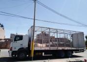 Vendo camion hino 700 de 20 toneladas en arequipa