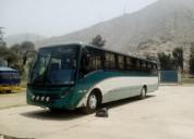 Se vende excelente  bus omnibus scania 111 en lima