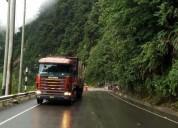 camiones tracto en lima