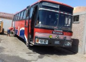 Excelente bus scania en venta en ica
