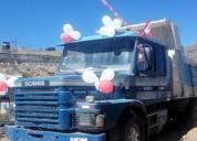 Scania ano 1990 en pasco