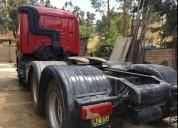 Scania tracto 6x4 en huaraz