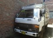 Vendo 2 camiones mitsubishi canter en trujillo