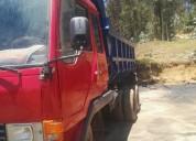 Vendo excelente volquete fuso en cajamarca