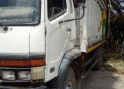 Vendo camion mitsubishi fuso ano 1996 en trujillo
