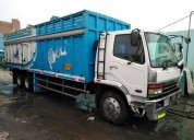 Se vende camion mitsubishi fuso en huaral