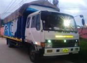 Vendo camion fuso mitsubishi ano 1990 en cutervo