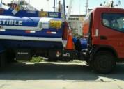 Alquiler cisterna de combustible en arequipa