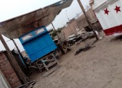 Fabricacion d carrocerias baranda furgon, contactarse.
