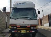 Venta camion mitsubishi fuso en arequipa