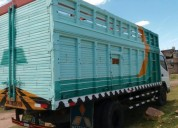 Vendo camion mitsubishi fuso 2014 en san román