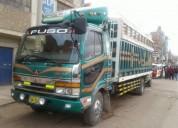 Vendo hermoso camion mitsubishi fuso en san román