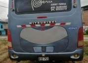 Excelente mitsubishi fuso bus en huancayo