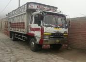 Se vende camion fuso en cañete