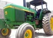Tractor agricola john deere 4440, contactarse.