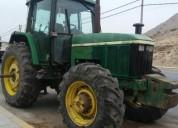 Vendo tractor jhon deere 7505. contactarse.