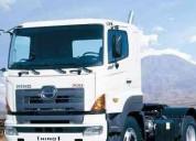 Financiamiento camiones y maquinaria pesada